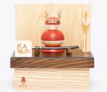 【福仙】ことの木製鎧(真田幸村)   コンパクトでかわいい五月人形通販の「はぐみぃ」