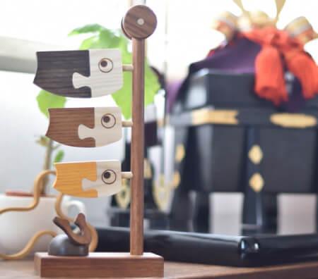 はぐみぃの五月人形「一年を通して飾れる節句人形」